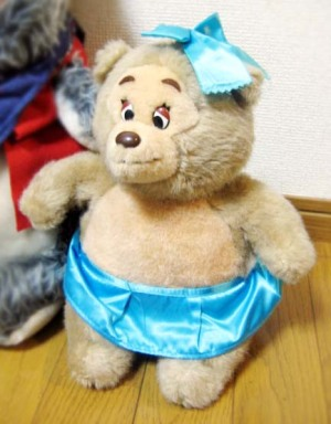 Plush Doll / Country Bear Trixie / Exclusive Tokyo Disneyland