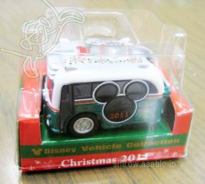 チョロQ/ディズニーリゾートクルーザー・クリスマス2011