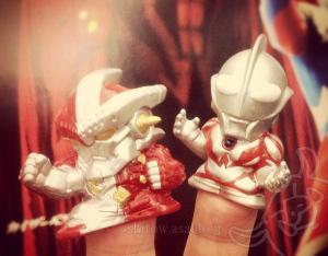 指人形/ジャンナインとベリアル