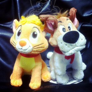 Disney110th Anniversaly Beans collection / Oliver and Company / by T-ARTS