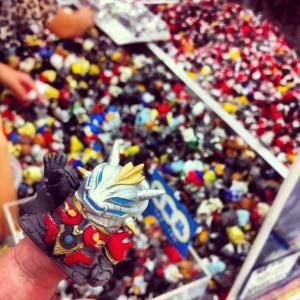 ウルトラ怪獣指人形/バット星人