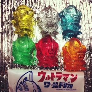 指人形カラーパワーVer.(初代ウルトラマン)