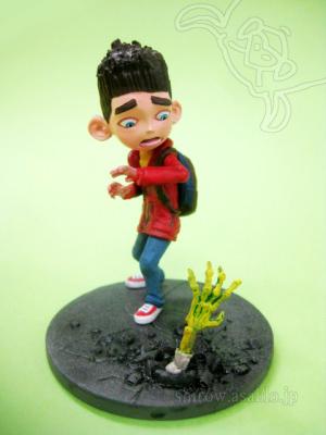 パラノーマン ブライスホローの謎/ノーマン by Huckleberry Toys