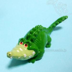 Figurine / Tick-Tock the Crocodile from Disney's Peter Pan /Disney Park Exclusive