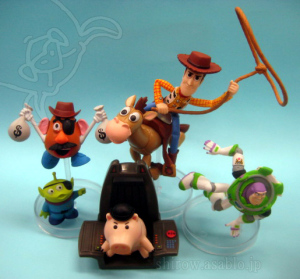 Collectible FIgurine/ TOY STORY motion collection