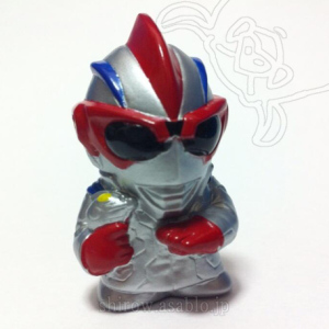 ウルトラヒーロー指人形/Dr.エッグ
