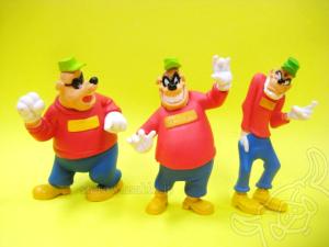 Beagle Boys / Disney Comic Figurine