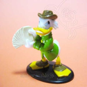 Figurine/ Scrooge McDuck (2001/Disney Sea McDuck Store Exclusive)