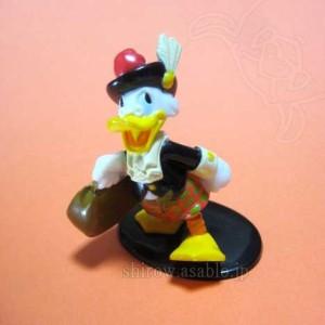 Figurine/ Scrooge McDuck (2001/Disney Sea Scrooge Department Store Exclusive)