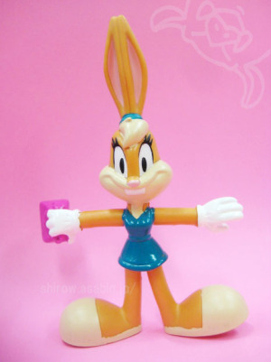 HAPPY MEAL TOY / LOONEY TUNES show (2013)/Lola Bunny