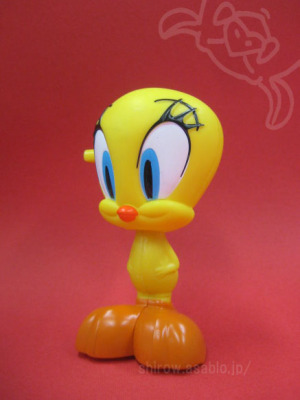 HAPPY MEAL TOY / LOONEY TUNES show (2013)/Tweety