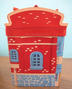 Roger Rabbit's Car Toon Spin / Cookie Tin Box (Tokyo Disneyland)