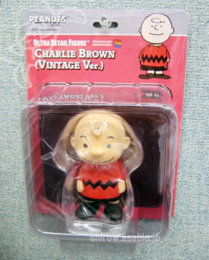 UDF/ Charlie Brown (Vintage Ver.) by MEDICOM TOY