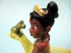 DecoPac / The Princess and the Frog