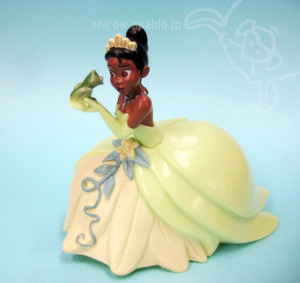 DecoPac/The Princess and the Frog /Tiana and Frog