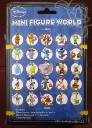 Disney MINI FIGURE WORLD / LineUp / by PLAY IMAGINATIVE