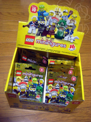 Lego Minifigures Series 10 (BOX)