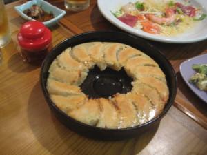 鉄なべ餃子