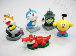 藤子・F・不二雄ミュージアムマスコットコレクション3/ドラえもん、ころばしや、21エモン、コロ助、ワニ