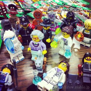 LEGOミニフィグ シリーズ11
