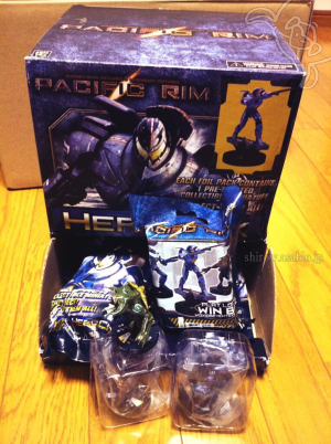 Heroclix - Pacific Rim - Single Figure Booster