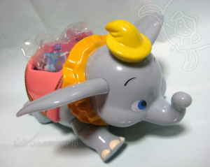 Candy pot / Dumbo the Flying Elephant