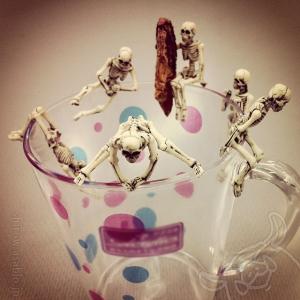 コップのフチボーン/Teatime Toy's