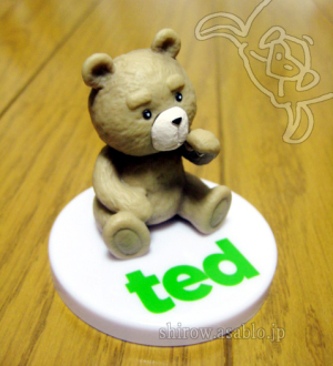 SMOKING TED