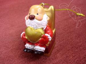高島屋チャリティサンタ人形「2013願いを聞かせて」 ―