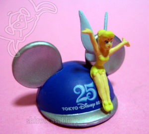 Tinker Bell and Ear Hat