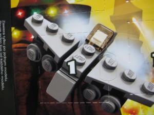 レゴのSWアドベントカレンダー(1)
