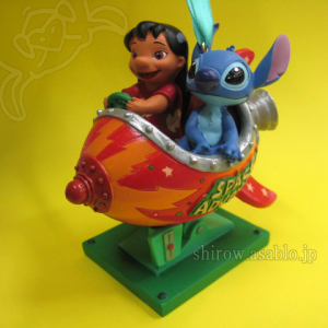 Disney Store Ornament 2013 - Lilo and Stitch