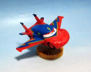 Lightning McQueen Hawk / Choco-Egg PIXAR 3 (Furuta /JAPAN)