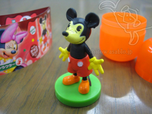 Choco-Egg Disney 3 (Furuta)/ Mickey Doll - SP Item