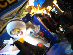The World of TOM and JERRY (JAPAN)/ Space Pilot