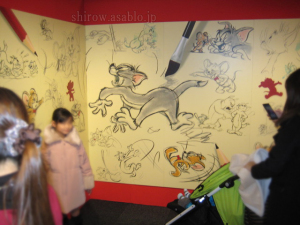The World of TOM and JERRY (JAPAN)/ Photo corner