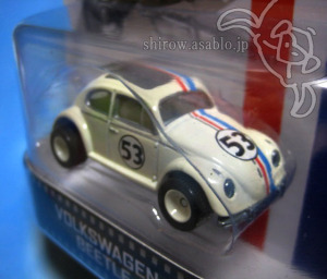 Herbie The Love Bug / Hot Wheels 1:64