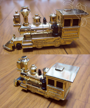 TDR TOMICA/ TDL WESTERN RIVER SL -Gold Version (2007)