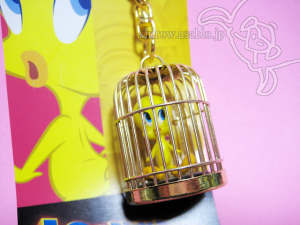LOONEY TUNES Back in Action / TWEETY Key Holder (2003)