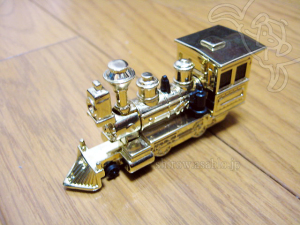 TDR TOMICA/ TDL WESTERN RIVER line Gold Version (2007)