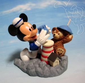 マジックラリーキャンペーン(2009)ミッキーマウス&ダッフィー