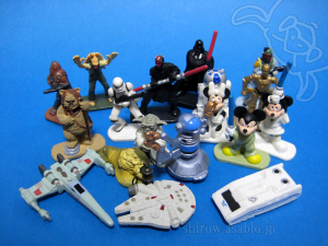 Disney Collector Packs series-4 / Star Tours