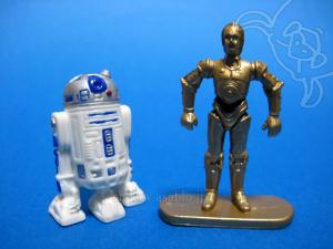 Disney Collector Packs series-4 / R2-D2, C3-P0