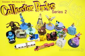 Disneyland - Walt Disney World Collector Packs Series-2