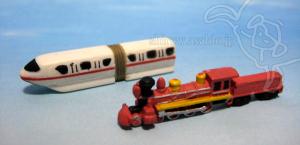 Disneyland WDW Collector Packs Series-2 /Monorail, Walt Disney Train