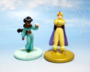 Disneyland WDW Collector Packs Series-2 /Aladdin, Jasmine