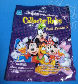 Disneyland resort - Walt Disney World Collector Packs Series-5/Package