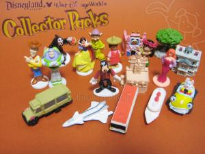 Disneyland resort - Walt Disney World Collector Packs Series-5