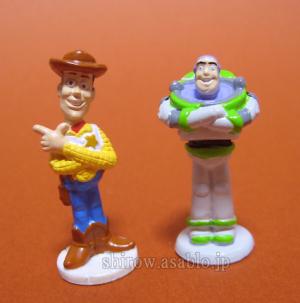 Disneyland resort - Walt Disney World Collector Packs Series-5 /Woody, Buzz