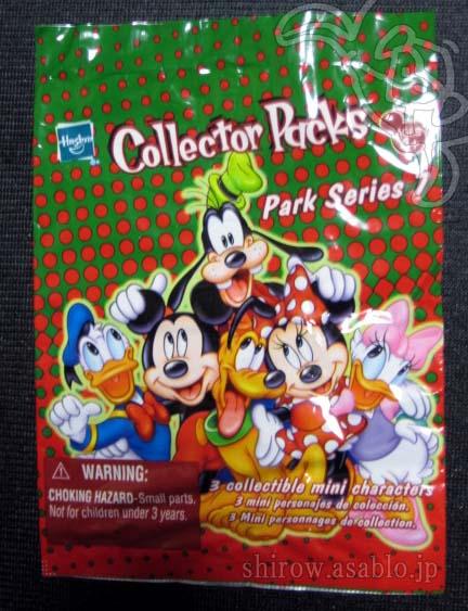 Disneyland resort - Walt Disney World Collector Packs Series-7/Package